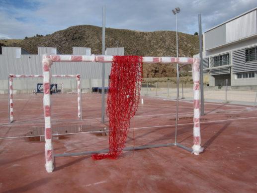 portería fútbol sala - balonmano 014